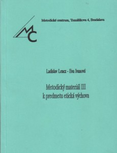 Lencz L. - Metodicky material III.